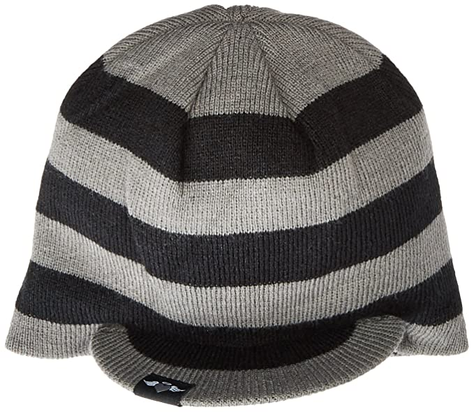 84bbe9338c2 Amazon.com  Born to Love - Baby Boy s Black and Gray Checkered Visor ...