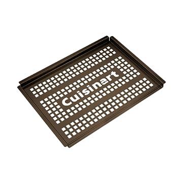 Cuisinart CNP-411  Simply Grilling Nonstick Grilling Platter , Black