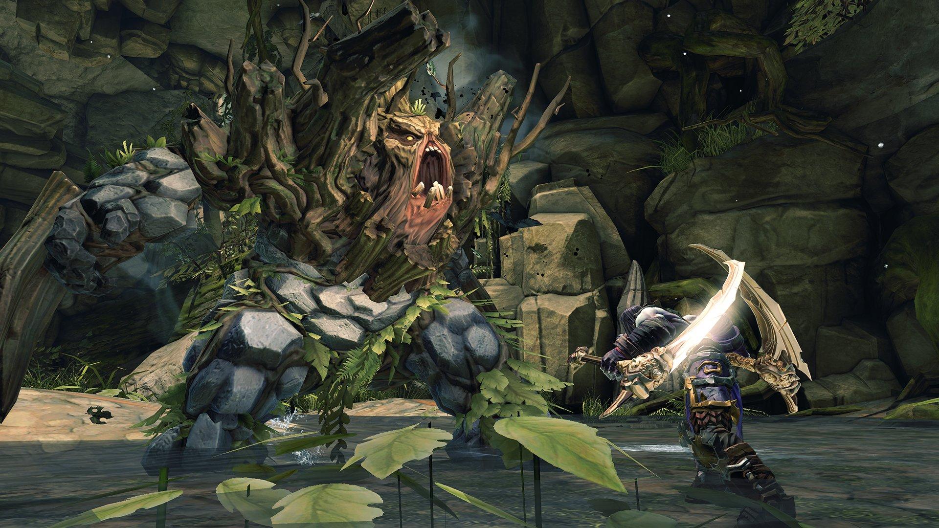Amazon com: Darksiders 2: Deathinitive Edition - PlayStation