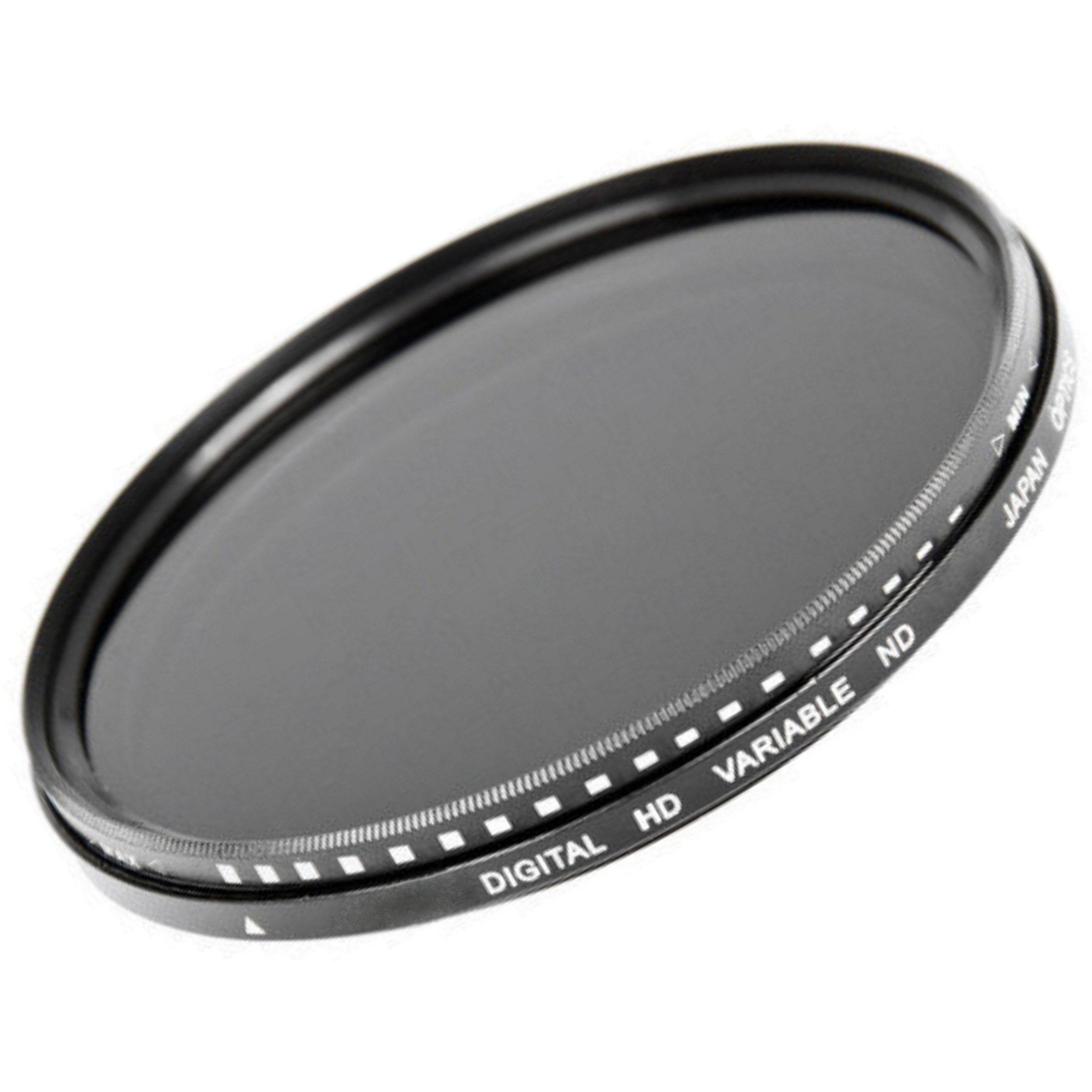 82mm ND Filter - 8 Stops of Light ND Adjustable Neutral Density Variable Fader Filter Lens 82mm Fits Canon EF 24-70mm f/2.8L II USM 82mm Neutral Density Filter, 82 mm ND Filter Japan by Shop Smart Deals