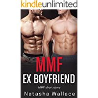 MMF Ex Boyfriend: Straight to Gay Bisexual First Time Cuckold book cover