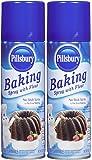 Pillsbury No-Stick Baking Spray - 5 oz - 2 pk
