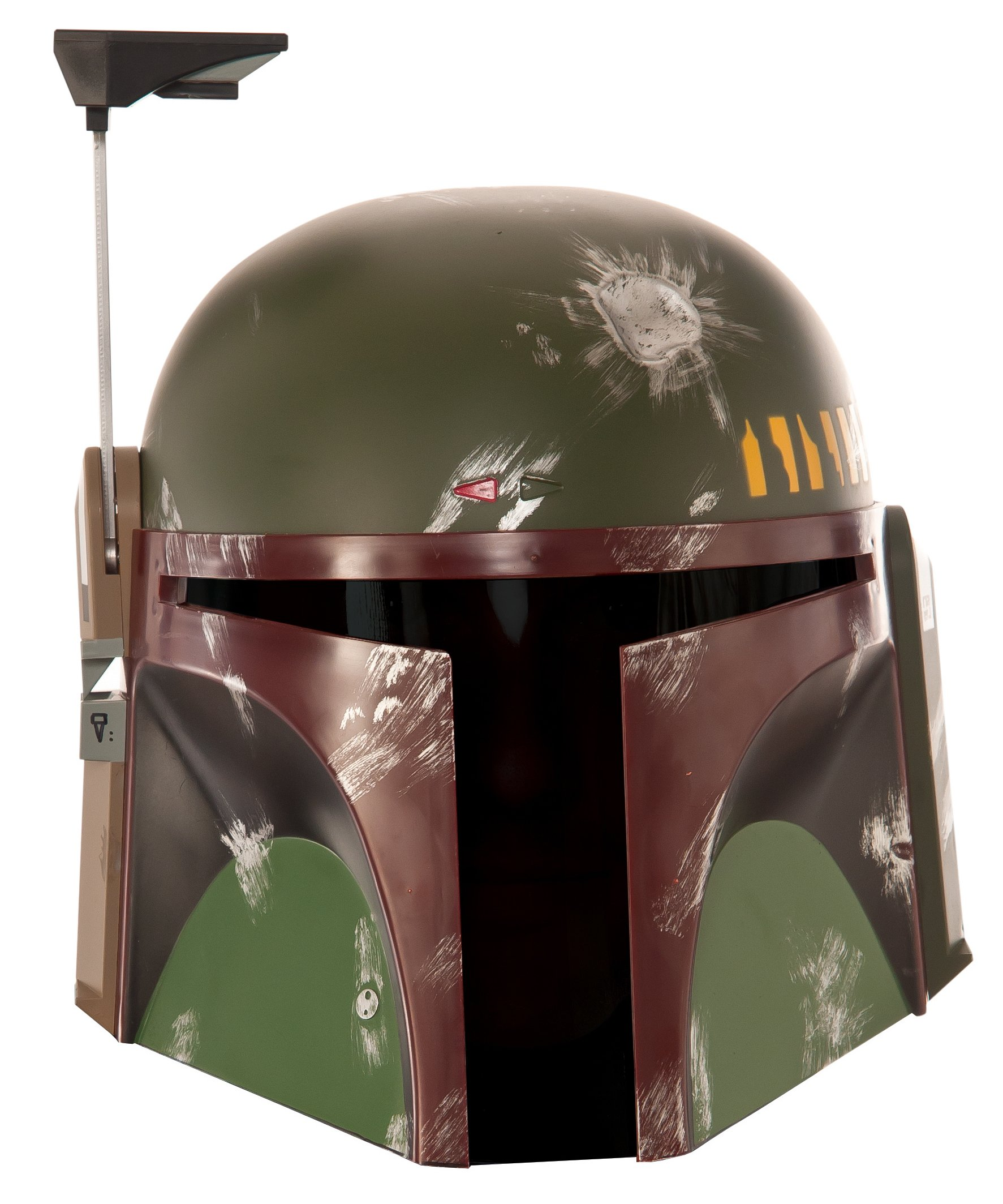 Star Wars Men's Boba Fett Mask, Multi, One Size