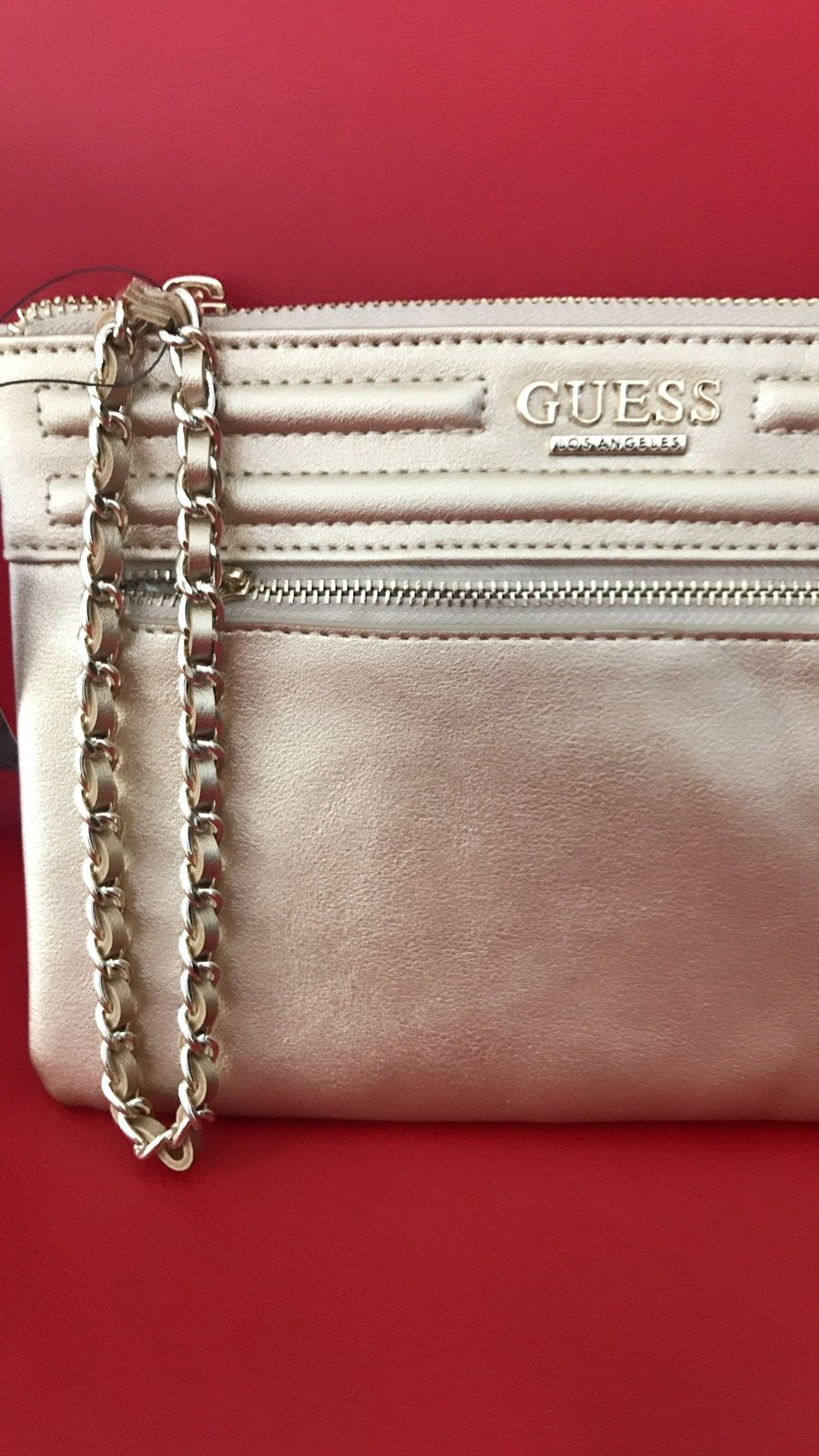 GUESS Factory Women's Rosanna Wristlet