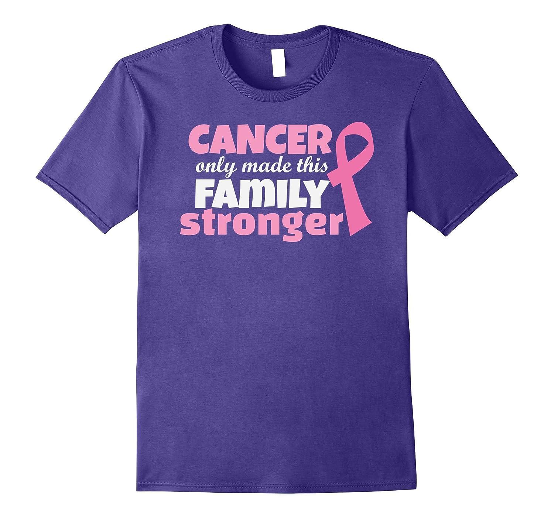 Pink Ribbon Breast Cancer Awareness T-shirt Family Matching-BN