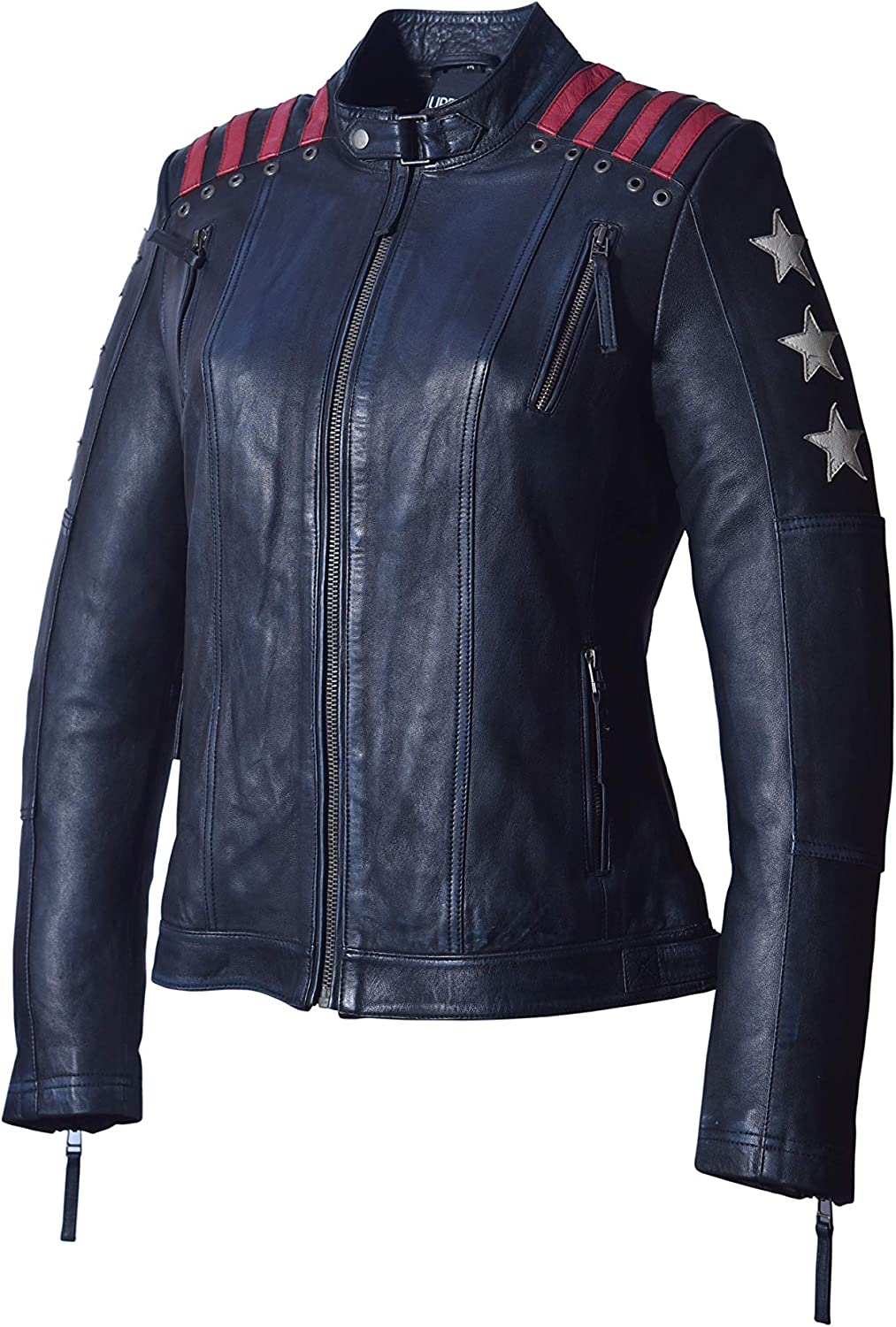 Urban Leather Rising Star pour Femme Bleues Marines