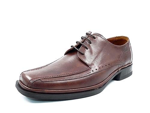 genuino mejor calificado la venta de zapatos diseño moderno Fluchos Zapatos Para Vestir Hombre con Cordones Piel Color ...