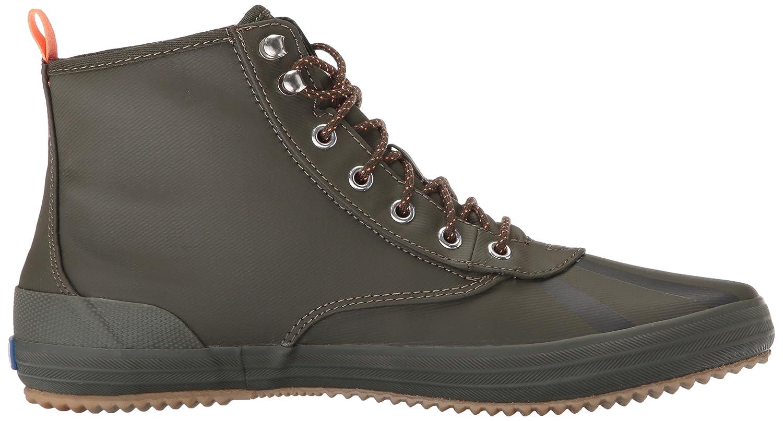 Keds Women's Scout Splash Wx Fashion Sneaker B01NAV2NNX 9 B(M) US|Forest Green