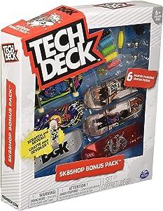 Tech Deck - Sk8shop Bonus Pack Series 3 - Flip Skateboards