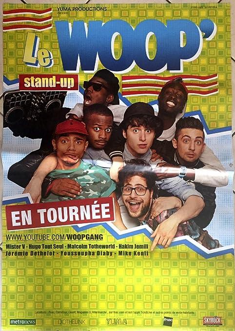 El Woop-Woop Gang-70 x 100 cm, diseño de cartel-Póster ...
