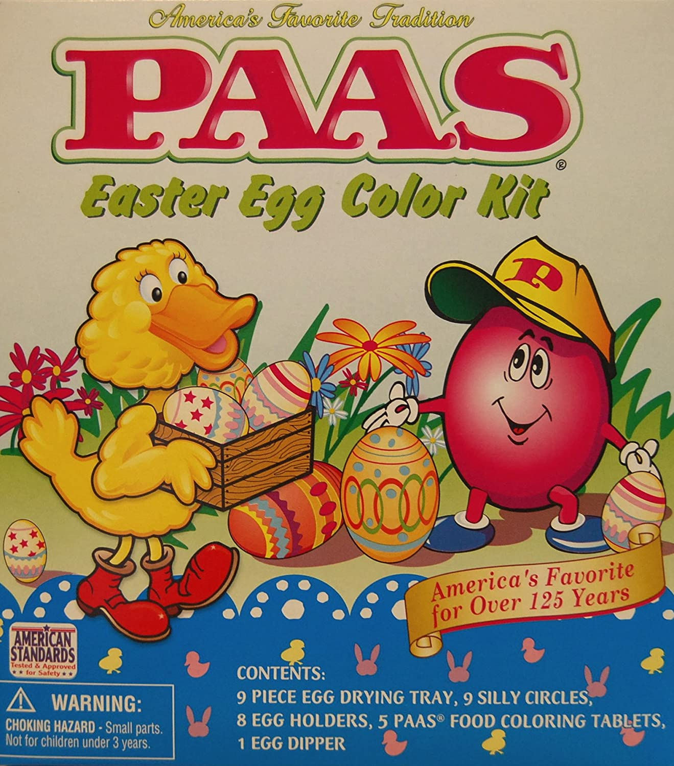 Amazon.com: Paas Easter Egg Color Kit: Toys & Games