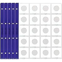 PELLER'S 10 Hojas de colección, 50mm X 50mm