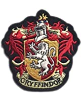 """J&C Family Owned Harry Potter Gryffindor House Crest Hogwart 4"""" Embroidered Sew/Iron-on Patch/Applique"""