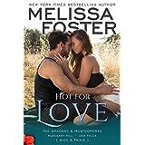 Hot for Love: Nick Braden (The Bradens & Montgomerys Book 7)