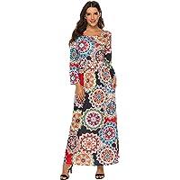 YueYiLang Womens Long Maxi Dresses (various styles/sizes)