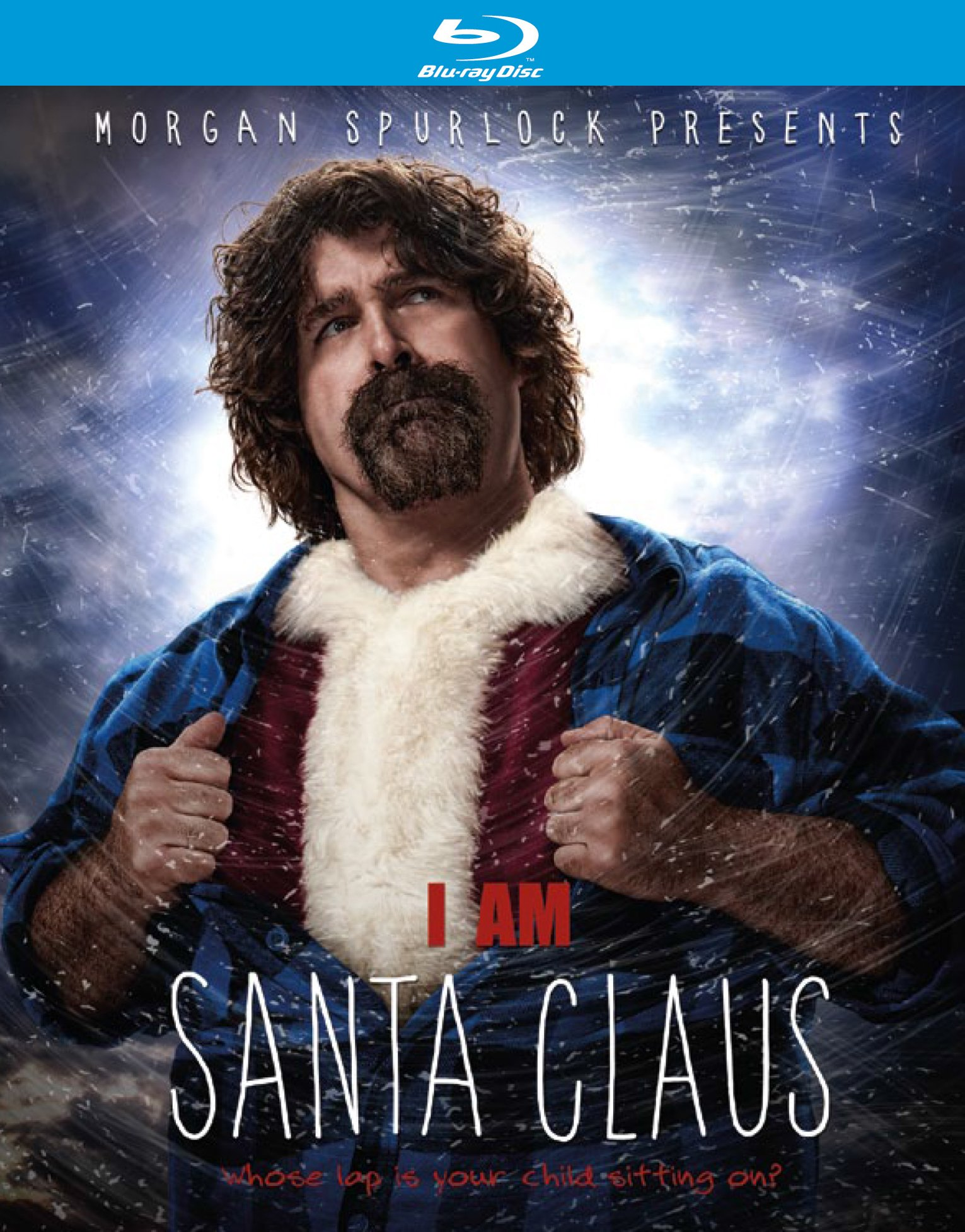 Blu-ray : I Am Santa Claus (Blu-ray)