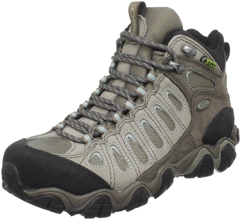 Oboz Women's Sawtooth Mid BDRY Hiking Boot B0040Y3Y1Y 10.5 B(M) US|Iceburg