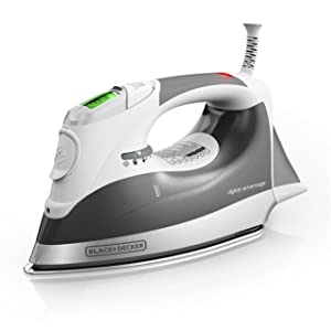BLACK & DECKER D2030 Digital Advantage Professional Steam Iron