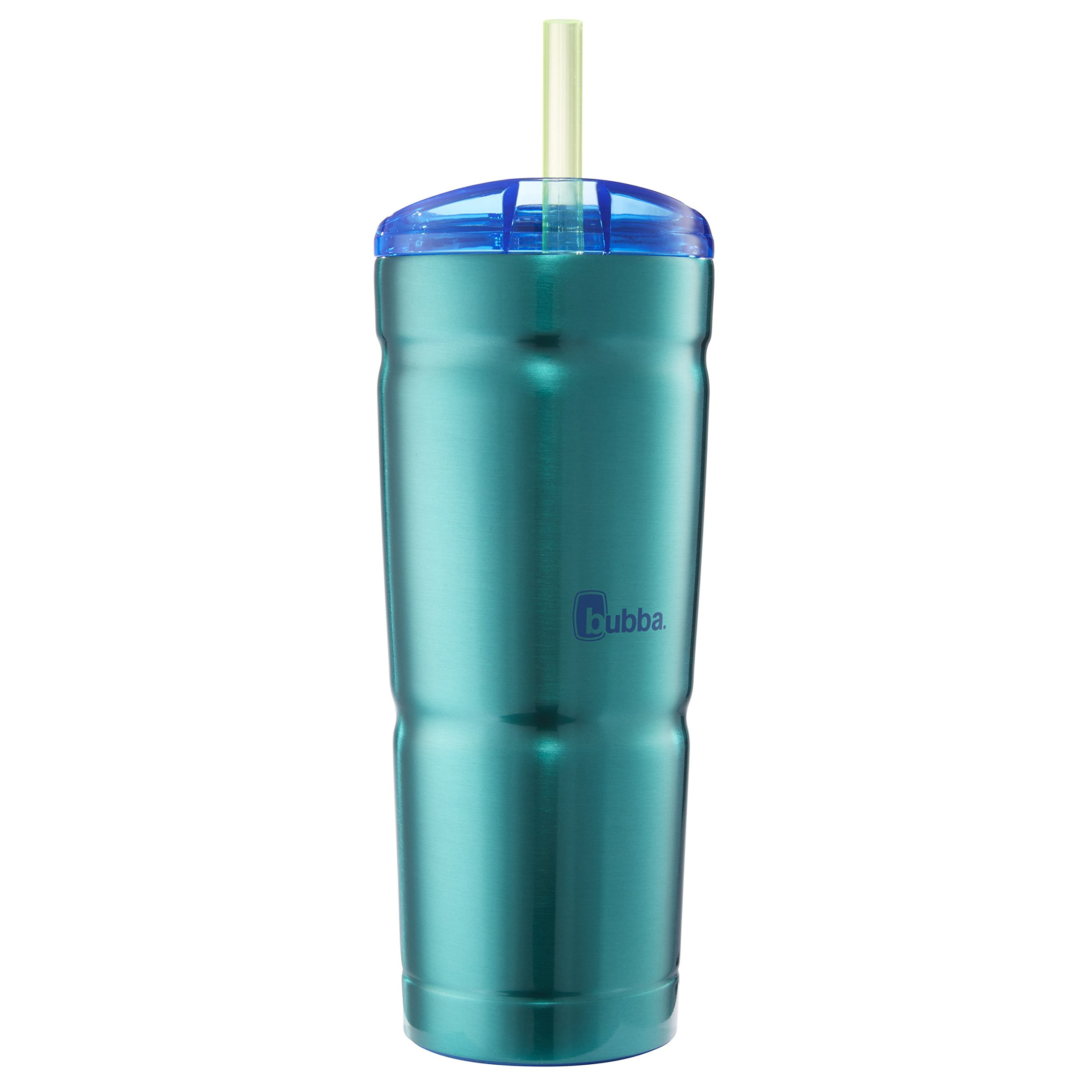Bubba Envy S Vacuum-Insulated Stainless Steel Straw Tumbler, 24 oz. Island Teal
