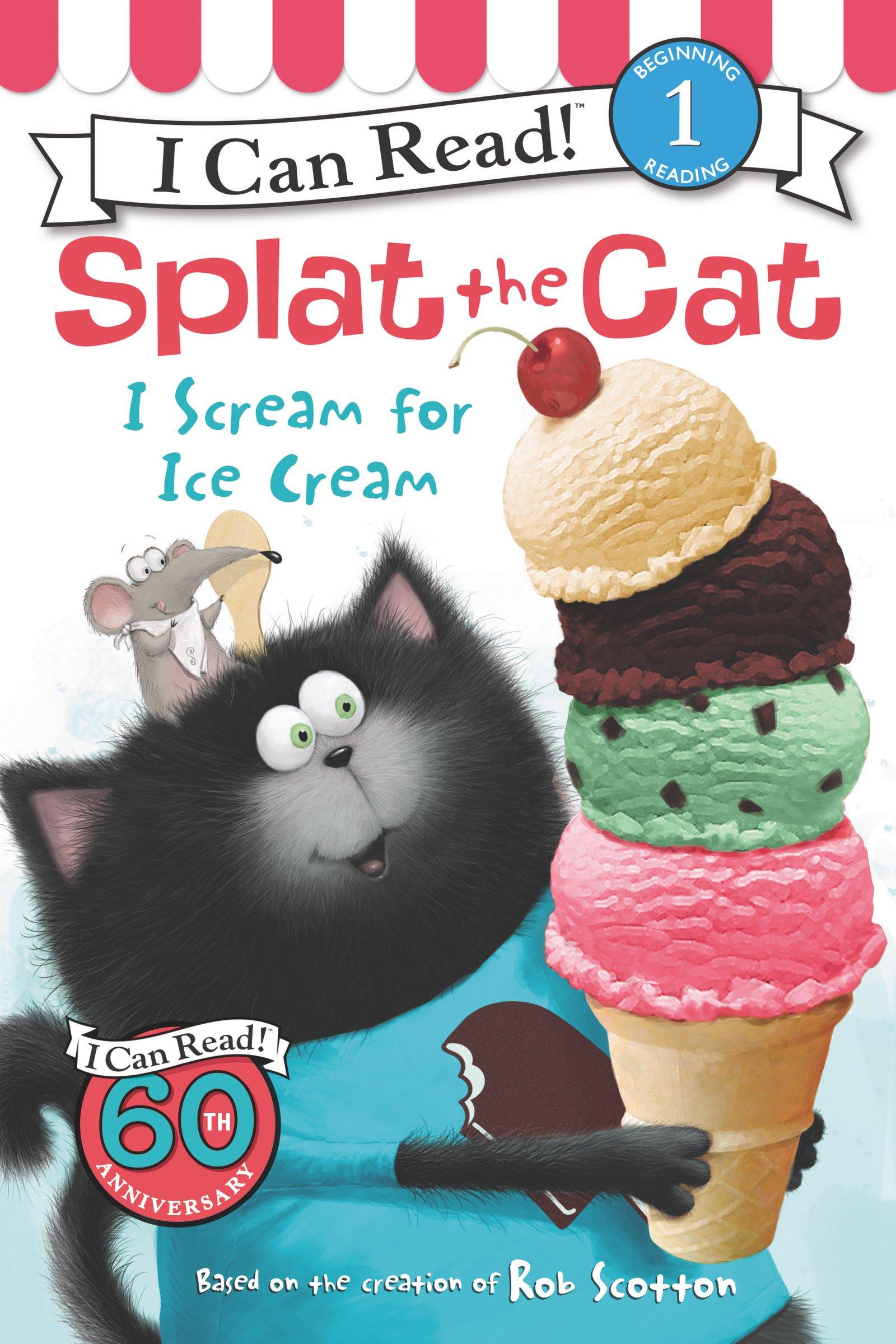 Splat Cat Scream Cream Level product image