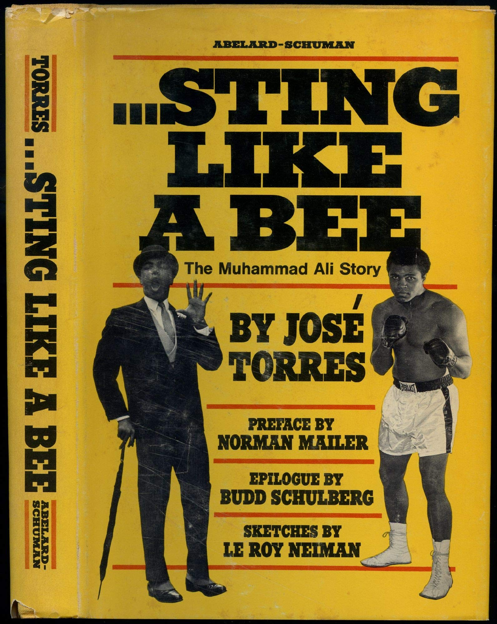 Sting Like a Bee: The Muhammad Ali Story, TORRES, Jose