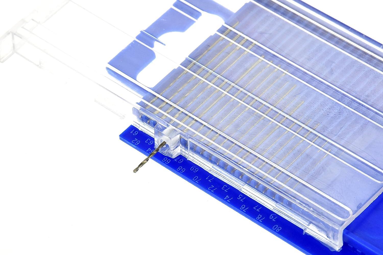 Mm Pcb Print Circuit Board Carbide Micro Drill Bits Set Tool Ebay