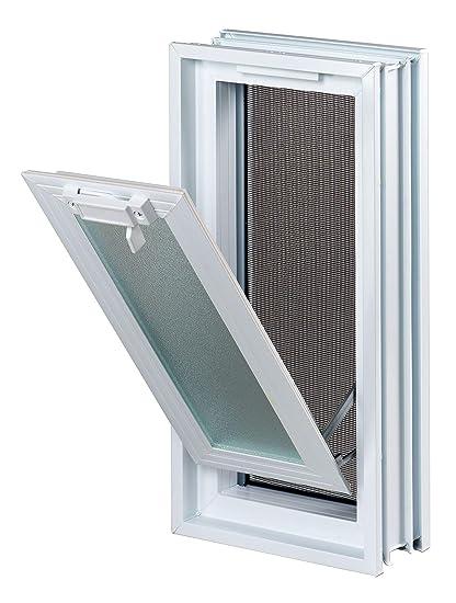 Bricolage Fenêtre basculante pour linstallation dans un mur ...