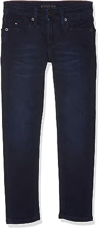 Tommy Hilfiger Scanton Slim Slmbst Jeans para Niños