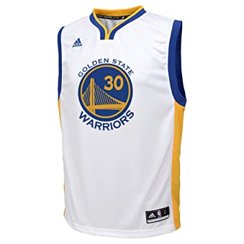 hot sale online 57e3f 8d093 NBA Golden State Warriors Stephen Curry Youth 8-20 Replica ...