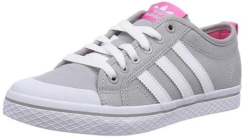 Adidas Originals Honey Low Zapatilla Deportiva de Cuero Mujer