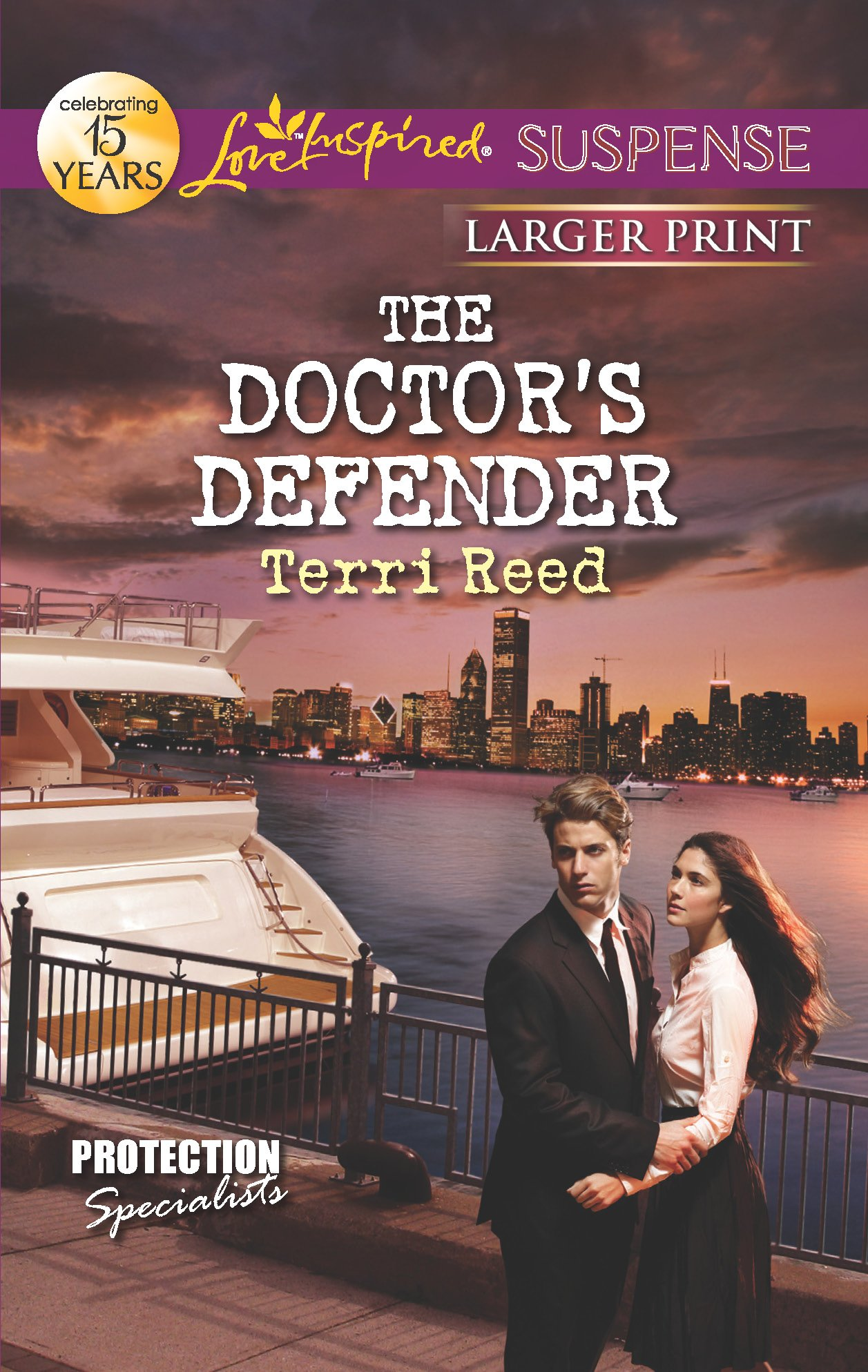 Read Online The Doctor's Defender (Protection Specialists) PDF