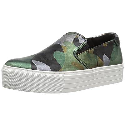 Kenneth Cole New York Women's Joanie Platform Slip On Sneaker Fashion | Loafers & Slip-Ons