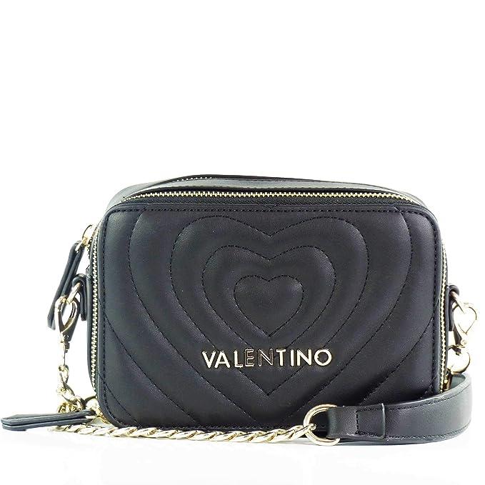 più recente 9b578 1d8e9 Valentino, BANDOLERA NEGRO VBS2ZO01, borsa a tracolla nera ...