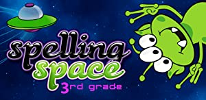 Spelling Space - 3rd Grade from Learning Gems