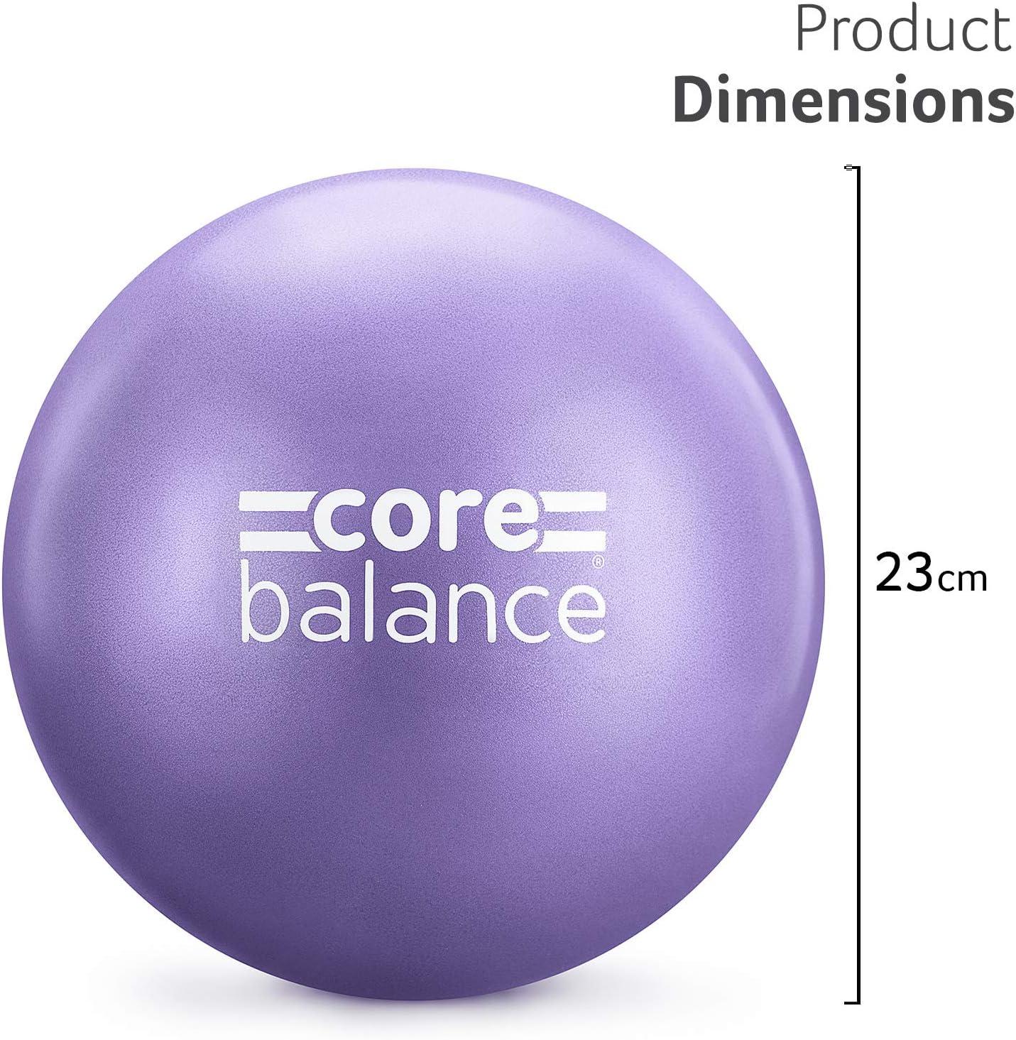 Core Balance 23 cm Pelota de pilates peque/ña