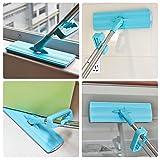 Ohuhu Microfiber Floor Mop, 2-Pack Hands Free