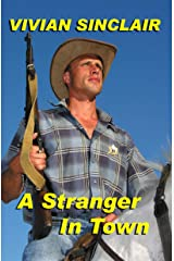 A Stranger In Town (Tales Of Old Wyoming Book 2) Kindle Edition