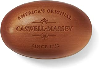 product image for Caswell-Massey Triple Milled Luxury Bath Soap Woodgrain Sandalwood Fragrance Bar Soap, 5.8 Oz