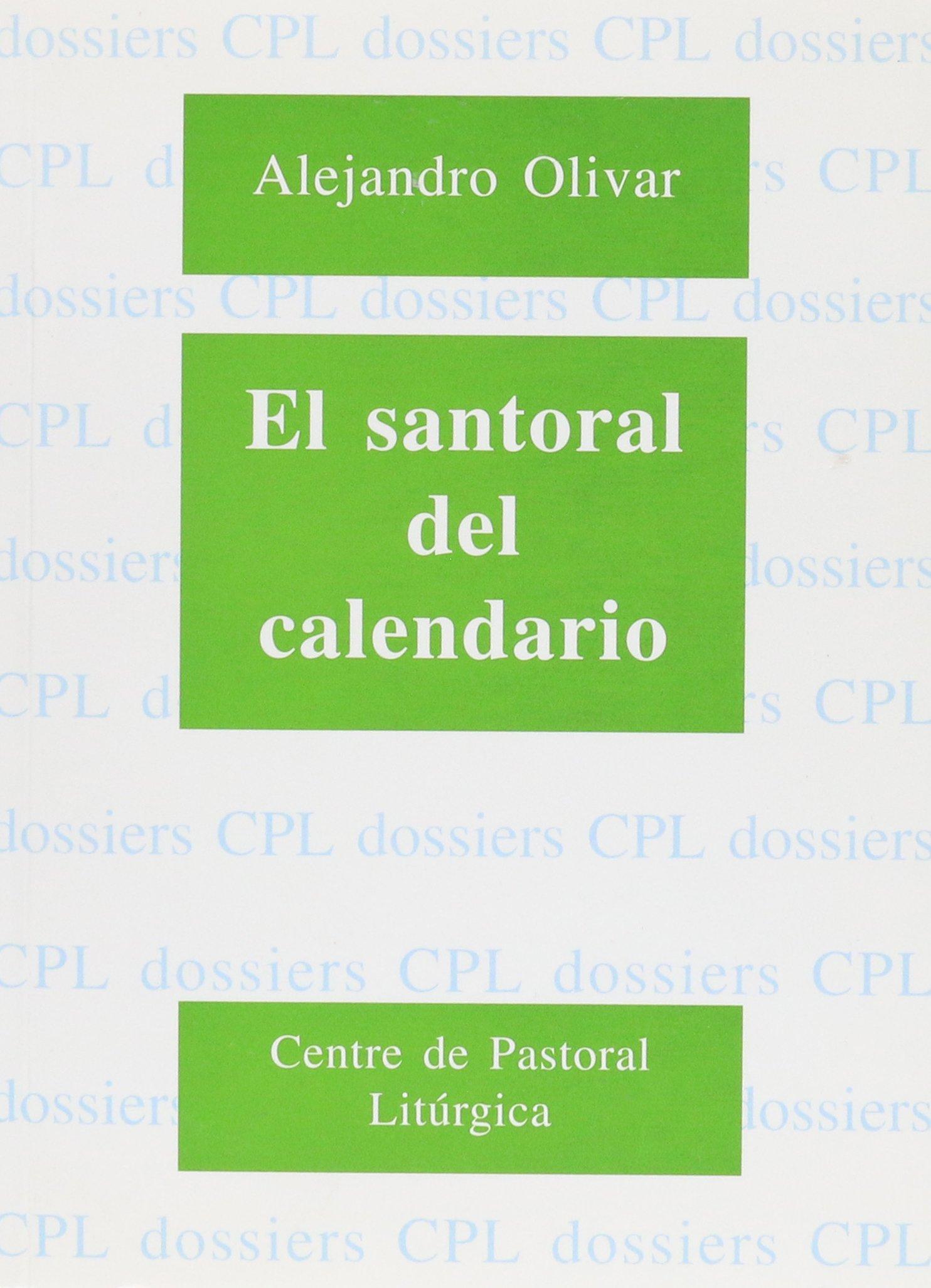 Calendario Santoral.Santoral Del Calendario El Dossiers Cpl Amazon Es