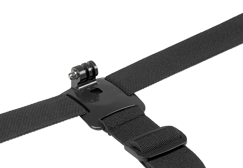 y compris Range et Kitvision bord HD10 // Splash // 5 Escape // Evasion 5W Import Royaume Uni Noir R/églable pectorale Kitvision Mont harnais pour Cam/éras GoPro Hero action