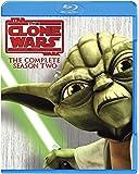 スター・ウォーズ:クローン・ウォーズ <セカンド・シーズン>コンプリート・セット (3枚組) [Blu-ray]