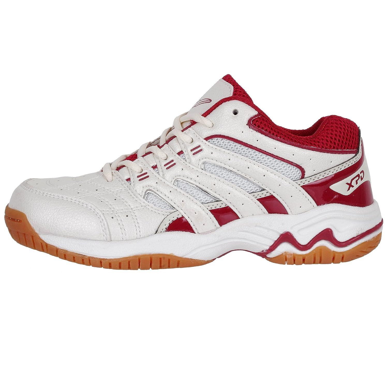 XPD Jump Natural Wave 667voleibol zapatos Shoe interior no suela de goma. X-667-RED