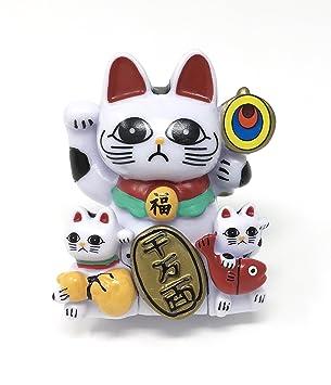 Gato de la fortuna (pizarra imán decoración del hogar frigorífico ...