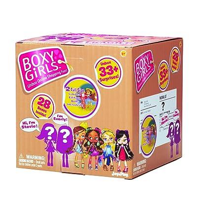 Boxy Girls Mystery Box: Toys & Games