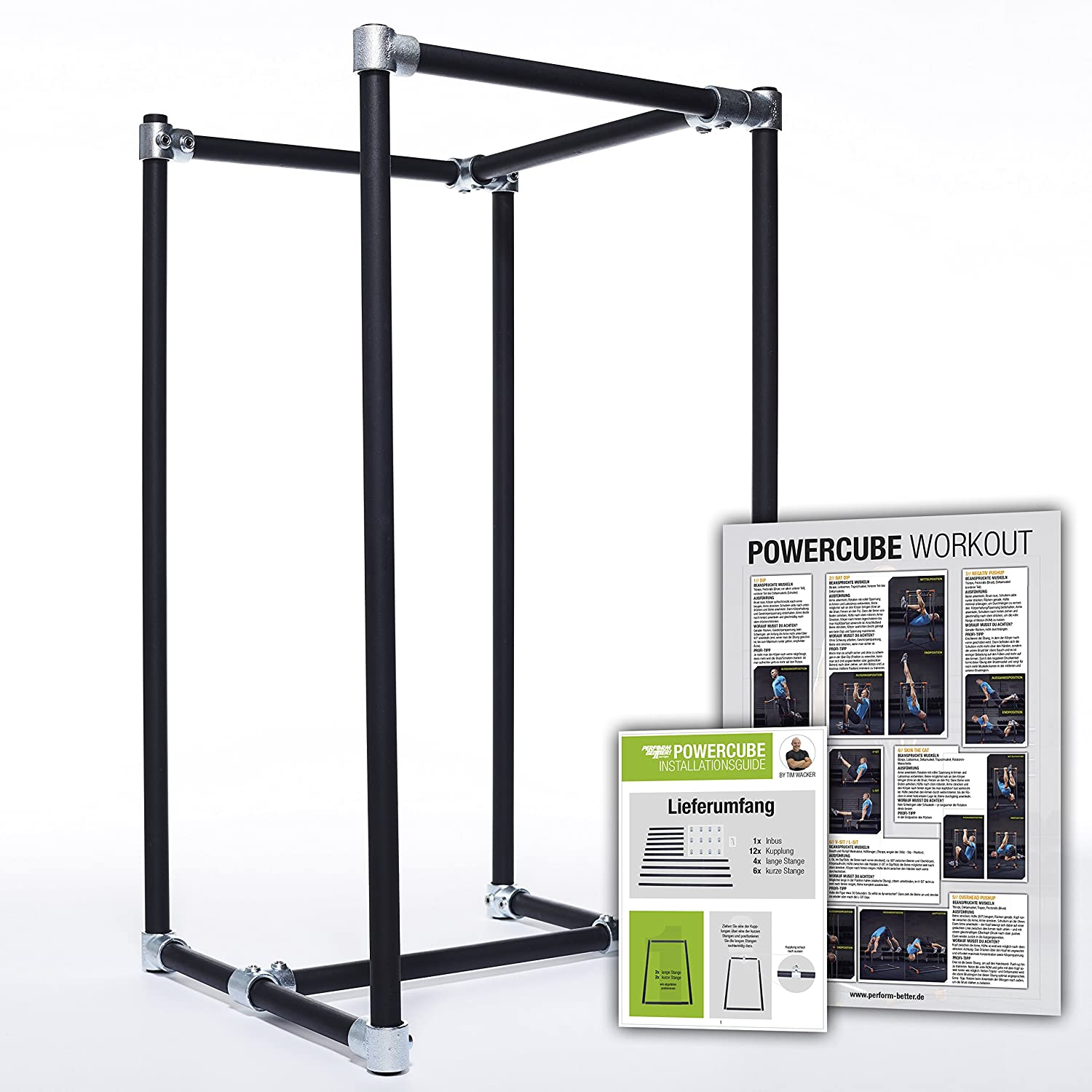 Perform Better USA PB PowerCube - Standard