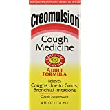 CREOMULSION COUGH MEDICINE 4 OZ