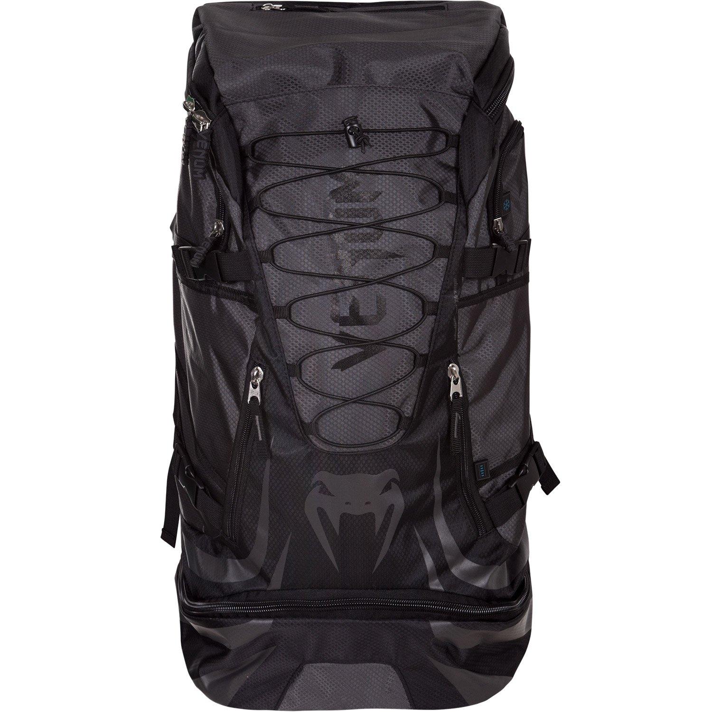 997643c0858bf Amazon.com: Venum US-VENUM-2124-BLK/BLK Challenger Xtrem Backpack, One  Size, Black/Black: Sports & Outdoors