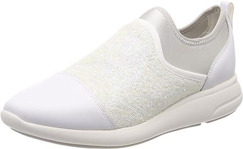 Gracias por tu ayuda Descomponer organizar  Amazon.com | Geox Women's D Ophira B Low-Top Sneakers | Fashion ...