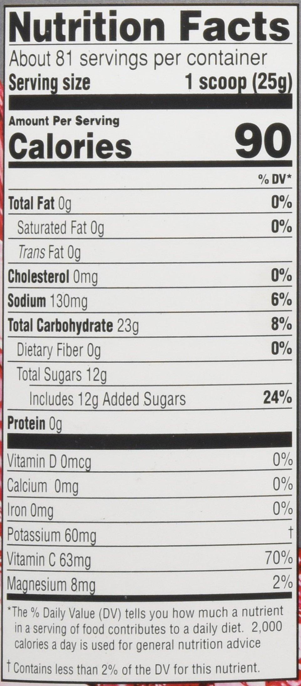 CytoSport Cytomax Sports Performance Mix, Tropical Fruit, 4.5 Pound by CytoSport (Image #2)