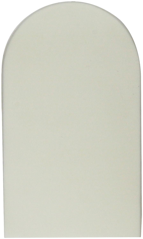 ba157409461d Amazon.com  White Heel Wedge - Medium (single) Women s size 8.5 + up to  Men s size 11  Health   Personal Care